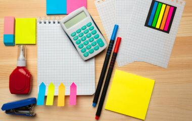仕事を効率化するビジネス文具とは?選び方とおすすめアイテム